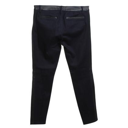 Tory Burch Jeans in Blu / Nero
