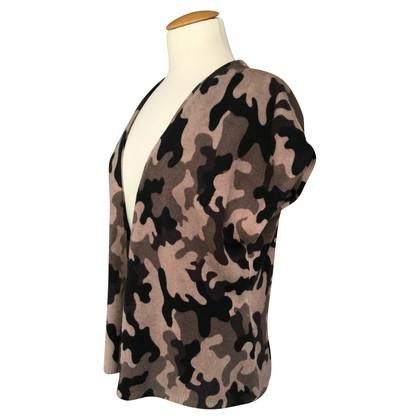 St. Emile Vest cashmere / silk