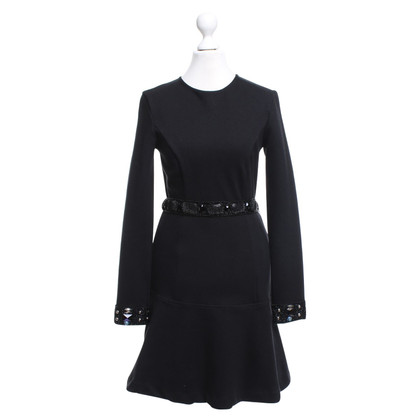 Needle & Thread Dress in black