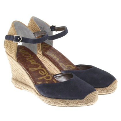 Sam Edelman Wedges with raffia