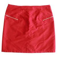 Max Mara Mini skirt in red