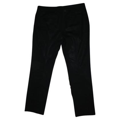 Prada shiny pants