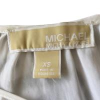Michael Kors White Silk-top