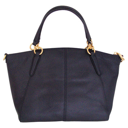 Coach Pebbled leather small kelsey bag