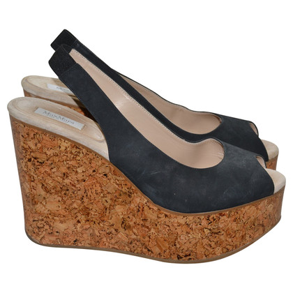 Max Mara Wedges
