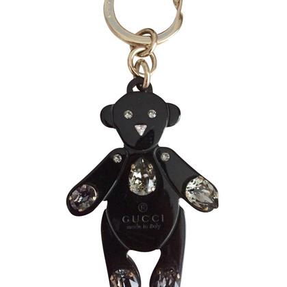 """Gucci Sleutelhanger """"teddybeer"""""""