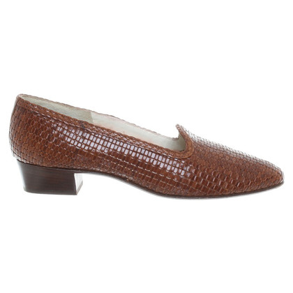 Bally Loafers with chunky heel