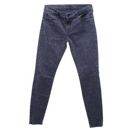 7 For All Mankind Jeans in grijs
