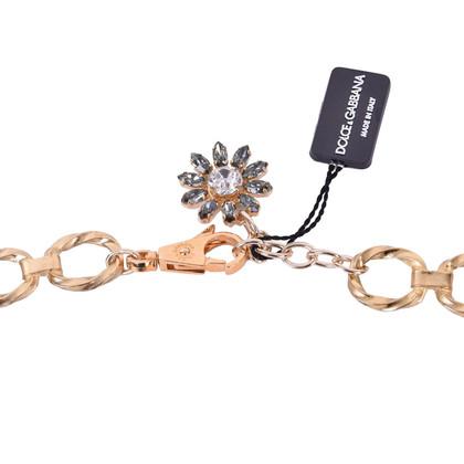 Dolce & Gabbana Collier con portachiavi