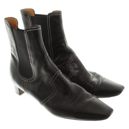 Tod's Chelsea boots in black