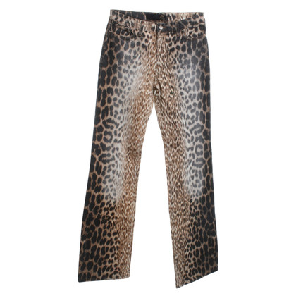 Just Cavalli Jeans met patroon