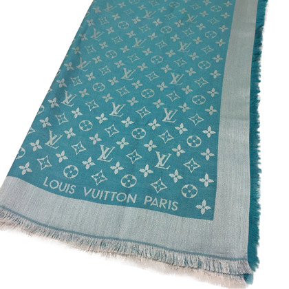 Louis Vuitton Monogram Denim Cloth in Blue