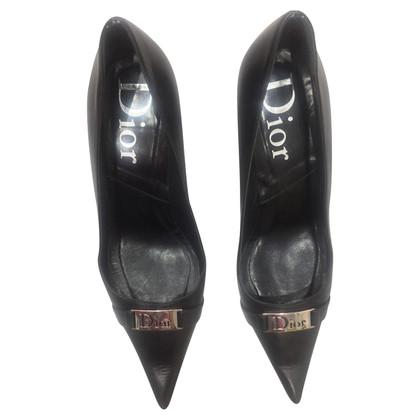 Christian Dior Pumps in Schwarz