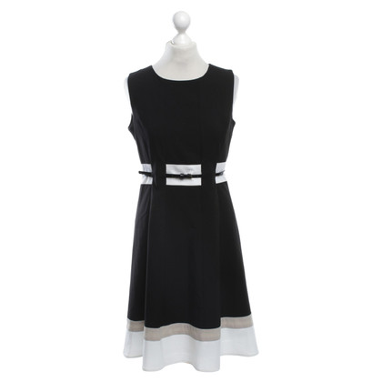 Calvin Klein righe a contrasto Dress
