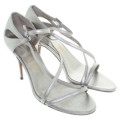 Ash Metallic sandal