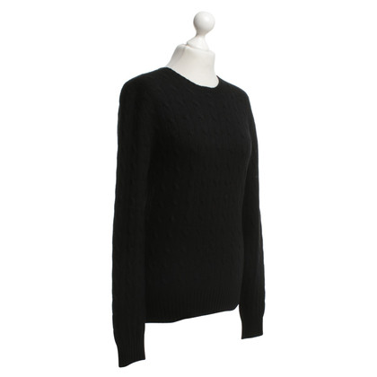 Ralph Lauren Knitted sweater made of cashmere
