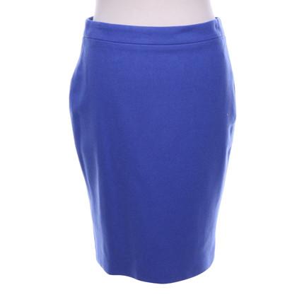 J. Crew skirt in blue