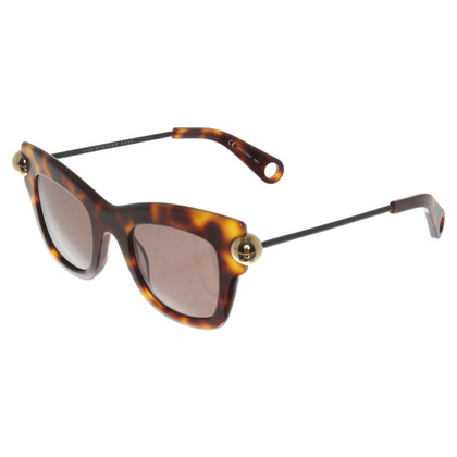 Christopher Kane Sunglasses in brown