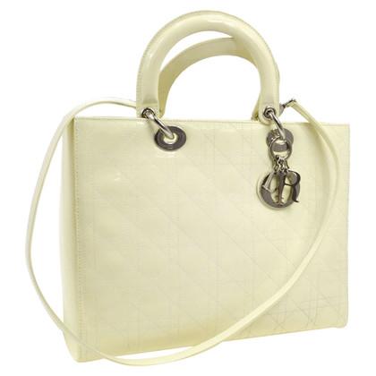 Christian Dior Sac hand Dior, Lady Dior Cannage leather