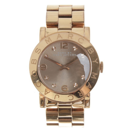 Marc by Marc Jacobs Wristwatch with link chain