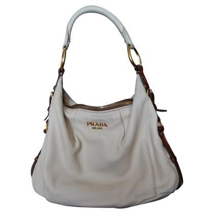 Prada Hobo Bag aus Leder