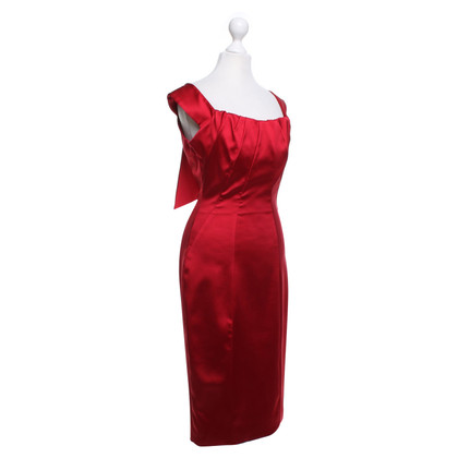 Karen Millen Dress in red