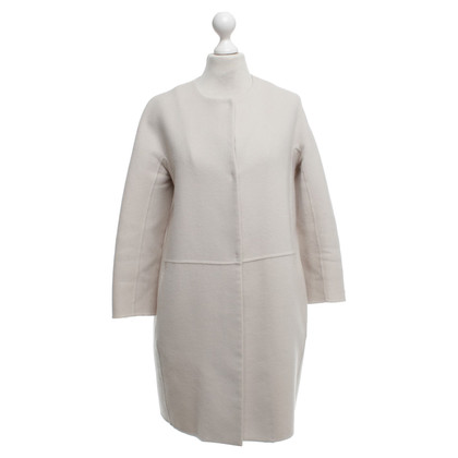 Max Mara Mantel in Creme