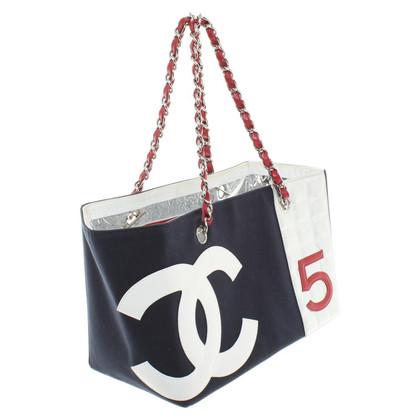 Chanel Shoppers con applicazioni