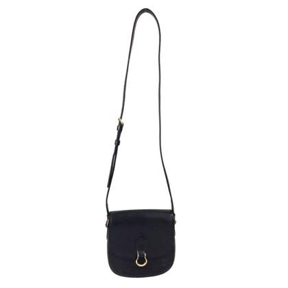 "Louis Vuitton ""Saint Cloud mini EPI in pelle"" in nero"