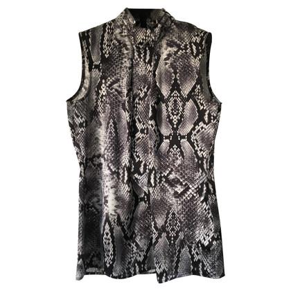 Riani Mouwloze zijden blouse