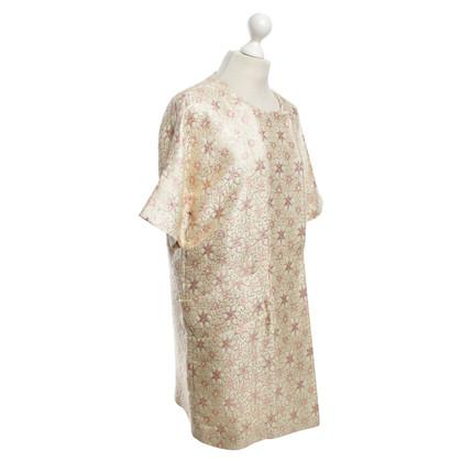 Marni Coat met een bloemmotief