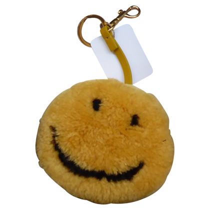 "Anya Hindmarch Taschenanhänger ""Tassel Smiley"""