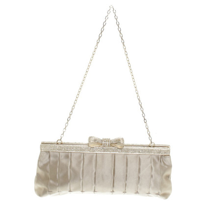 Valentino clutch in beige