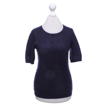 St. Emile Cashmere sweater in purple