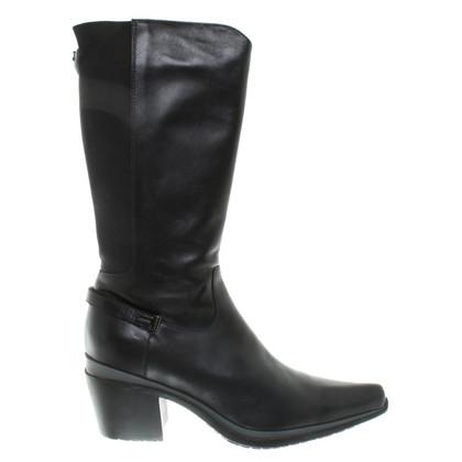 Cesare Paciotti Black Western boots