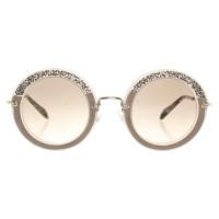 Miu Miu Sunglasses in taupe
