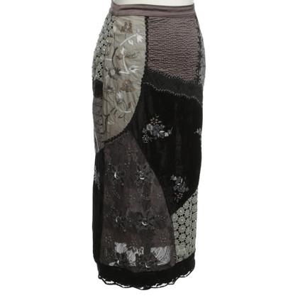 Ella Singh skirt pattern