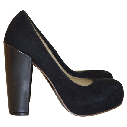 Acne Altopiano pumps in nero