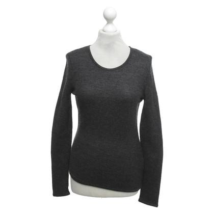 Rena Lange Sweater in gemêleerd antraciet
