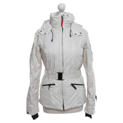 Bogner Winter jacket in beige / black