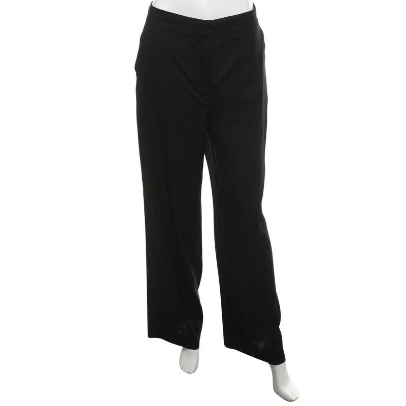 Second Acquista In Pantaloni Hand Cos Black WZqX04wat