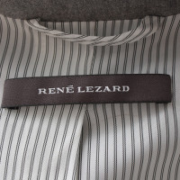 René Lezard Blazer in Gray