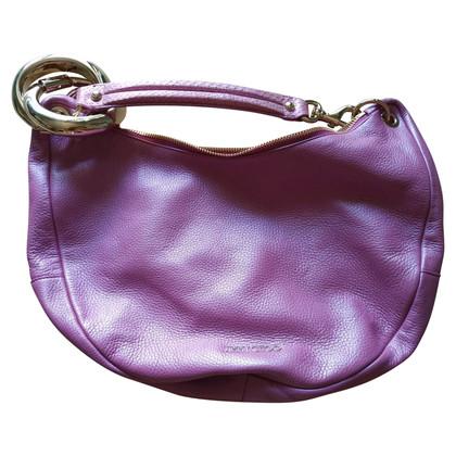Jimmy Choo Handtasche in Violett