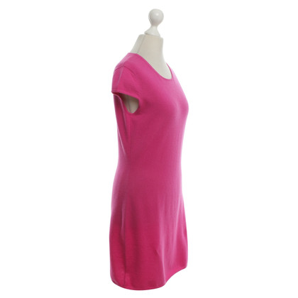 Allude Knitted dress in pink