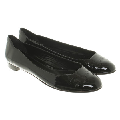 Fendi Ballerine in nero