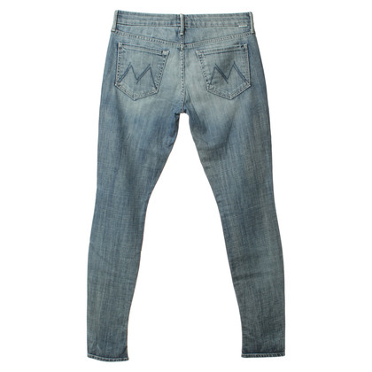 Mother Jeans in Hellblau