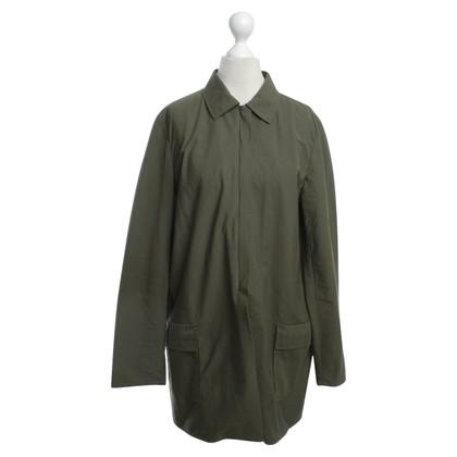 Jil Sander Jacket in olive green