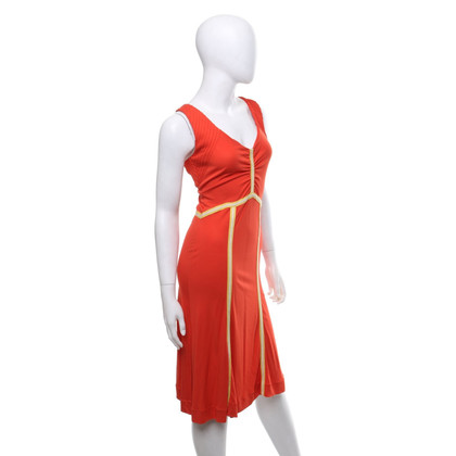 Marc Jacobs Dress in orange-red