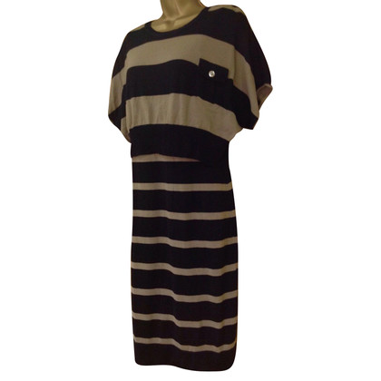 Karen Millen gestreepte jurk