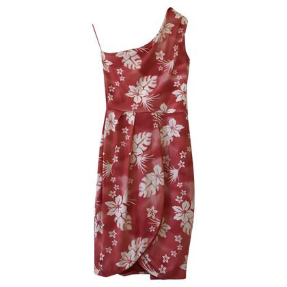 Blumarine One-Shoulder-Kleid